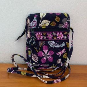 NWOT Vera Bradley crossbody purse